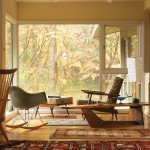 Mid Century Modern for a Midcentury Living Room with a View and Mid Century Modern Home by Johnson Berman