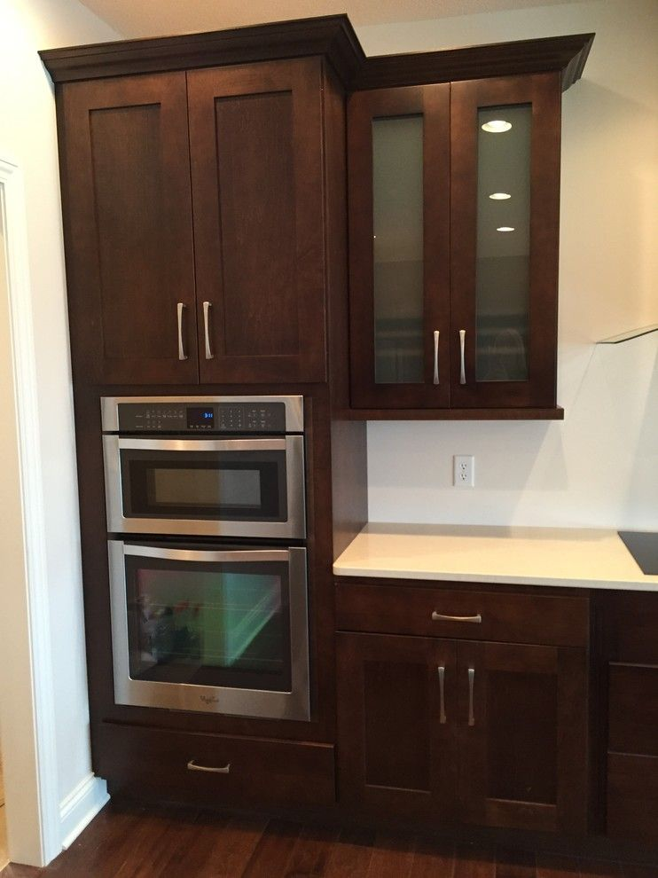 Modern Builders Supply for a Transitional Kitchen with a Milan and Somerset New Build by Britany Grieger with Modern Builders Supply