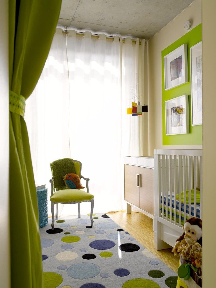 Modernlinefurniture for a Contemporary Nursery with a Ideas for Baby Boy Nursery and Modern Nursery by Tewes Design