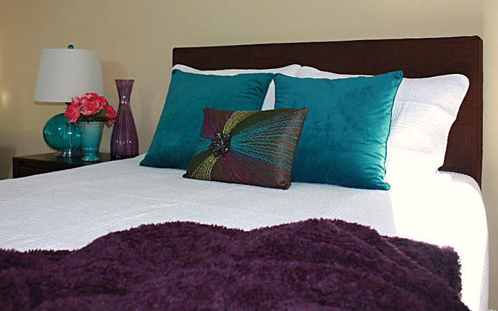 Monroe Bisque for a Modern Bedroom with a Clean and Guest Bedroom by Ella Design Group