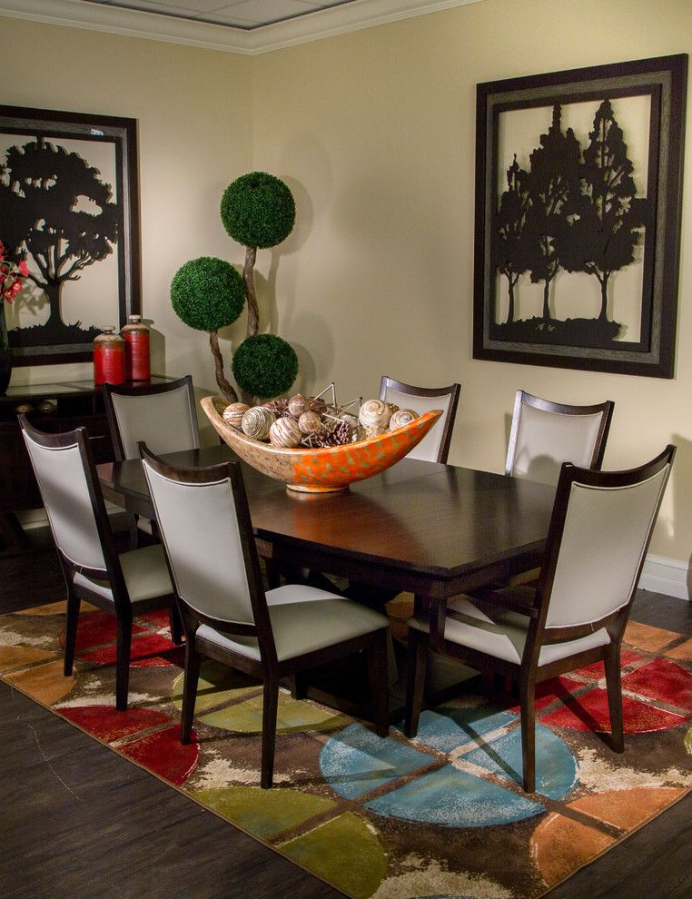 Nebraska Furniture Mart Omaha for a Transitional Dining Room with a Bedroom Furniture and the Spring 2015 Catalog by Nebraska Furniture Mart   Omaha