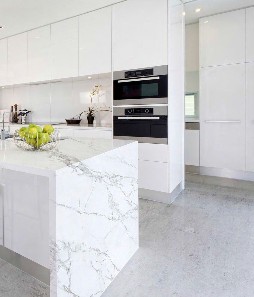 Neolith Countertops for a Modern Kitchen with a Durable Surface and Kitchen Neolith by Stone Center