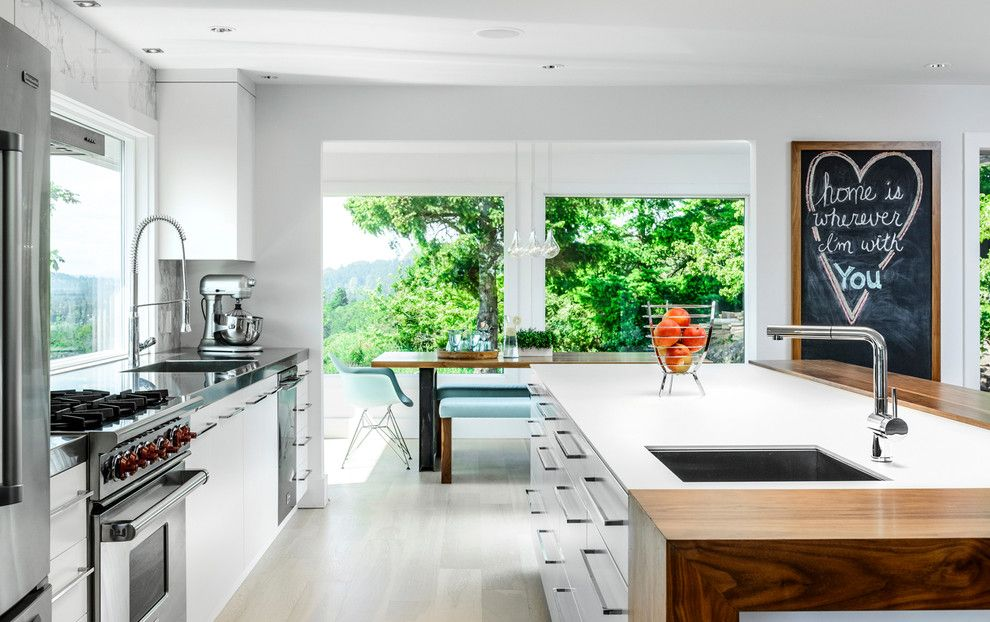 Neolith Countertops for a Modern Kitchen with a Modern Kitchen and Modern Kitchen   Neolith by Stone Center