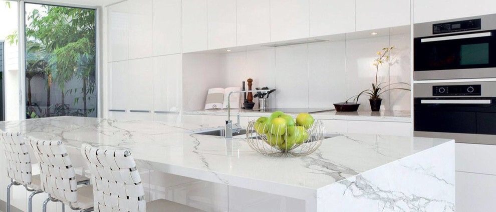 Neolith Countertops for a Modern Kitchen with a Neolith Kitchen and Modern Kitchen   Neolith by Stone Center