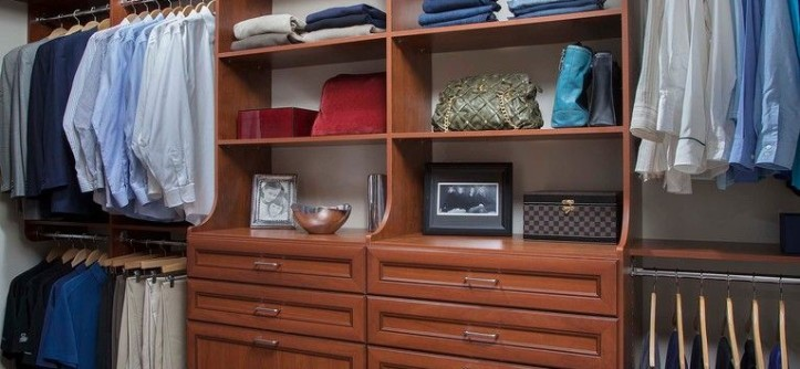 newjersey.craigslist.org for a Traditional Closet with a Honey Wood and Warm Cognac Closets by Arizona Garage & Closet Design