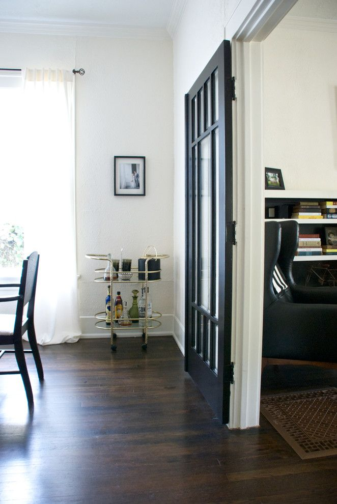 Newjersey.craigslist.org for a Transitional Dining Room with a Casual Elegance and My Houzz: Dallas, Tx: Aubrey and Kale Butcher by Hilary Walker