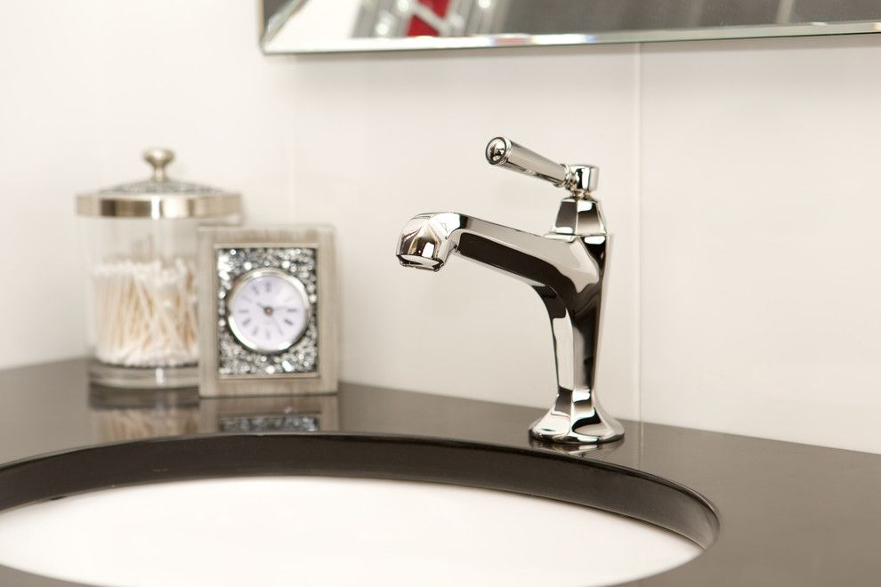 Newport Brass for a Traditional Bathroom with a Unique and Metropole Single Hole Faucet by Newport Brass