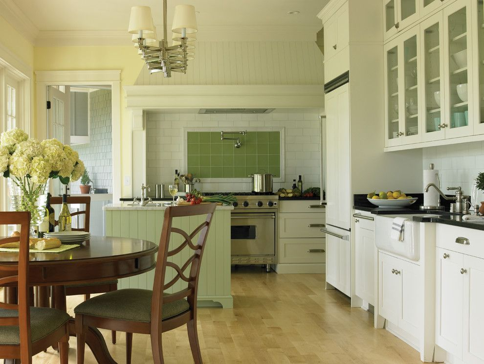 Newport Brass For A Traditional Kitchen With A Shaker Cabinets And Newport  Brass Kitchen By Newport