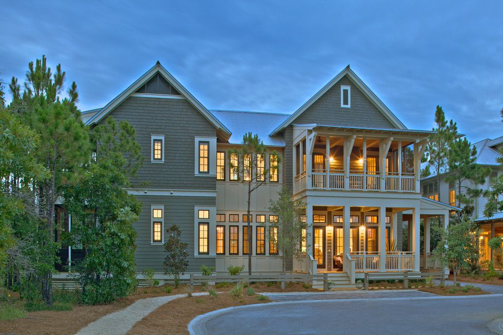 Nichiha for a Traditional Exterior with a Traditional and Alford Residence by Geoff Chick & Associates