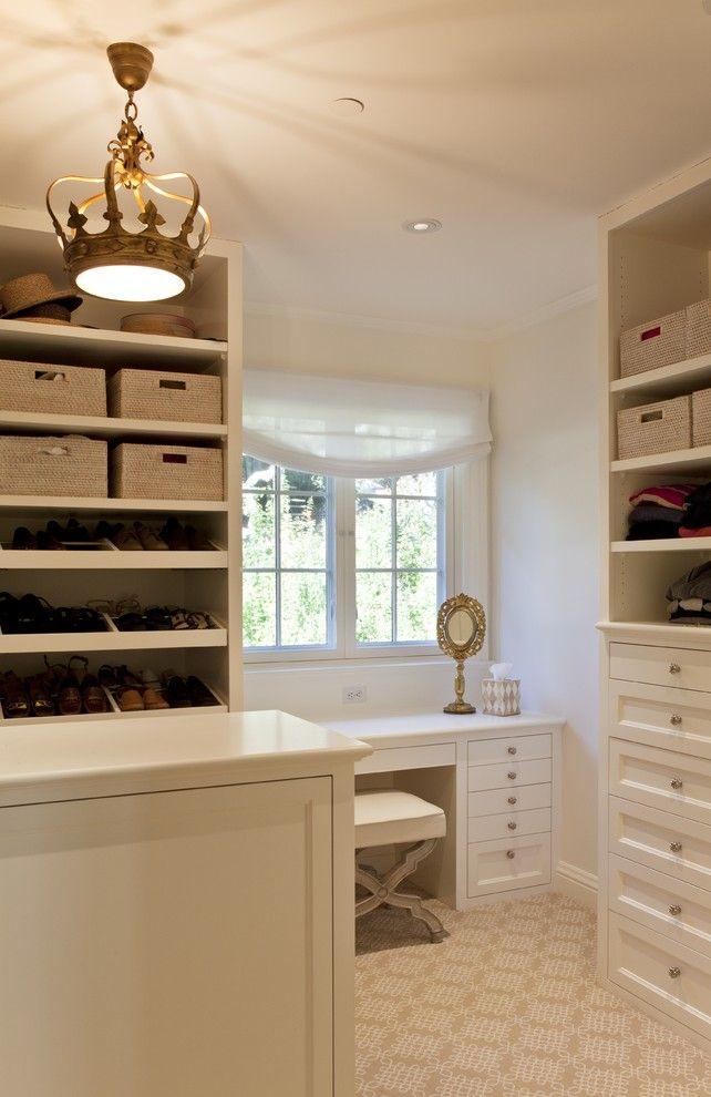 Nichols Lumber for a Traditional Closet with a Traditional and Piedmont Residence by Matarozzi Pelsinger Builders