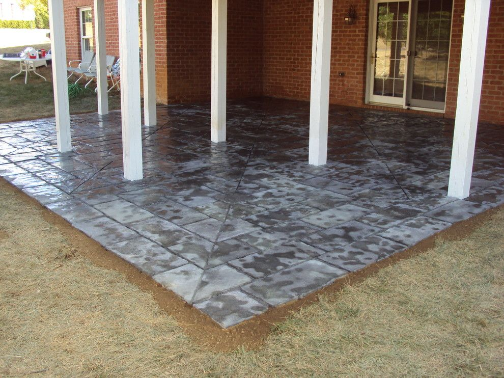 Nicolock Pavers for a  Spaces with a Nicolock and Paver Patios by Kingdom Landscaping