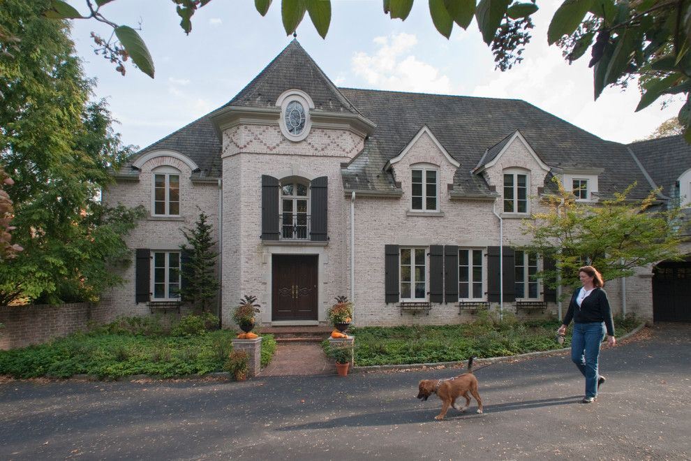 Nolan Painting for a Traditional Exterior with a Exterior Painter and Exterior Home Painting Projects by Nolan Painting Inc.