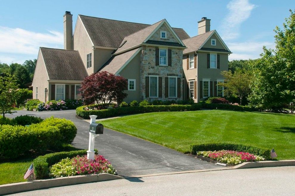 Nolan Painting for a Traditional Exterior with a Exterior Painter Swarthmore Pa and Exterior Home Painting Projects by Nolan Painting Inc.