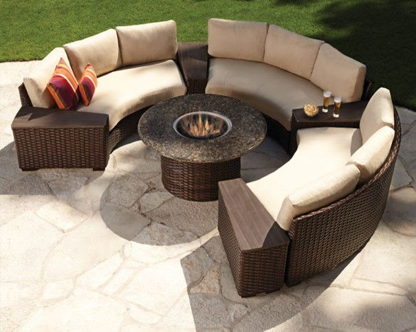 Northwest Metalcraft for a Contemporary Patio with a Furniture and Patio Furniture by Northwest Metalcraft