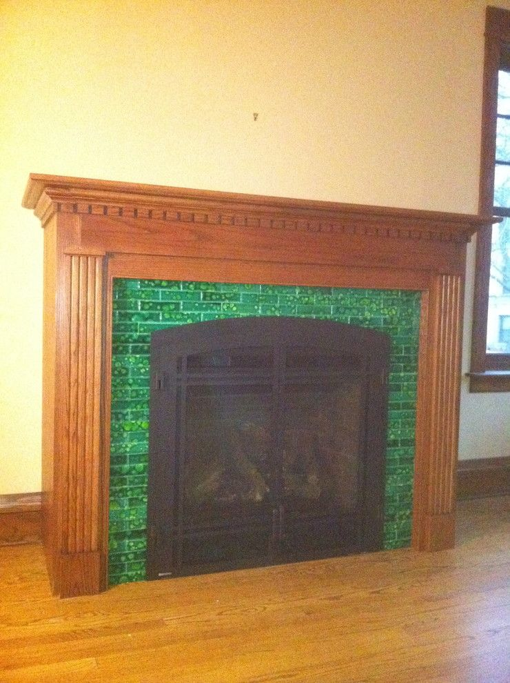Northwest Metalcraft for a Traditional Living Room with a Traditional and Traditional Fireplace by Northwest Metalcraft