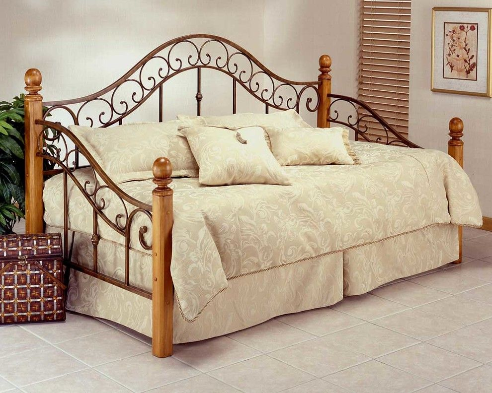 Norwood Furniture for a Modern Spaces with a Hillsdale Bar Stools and Hillsdale Daybeds by Hillsdale Furniture