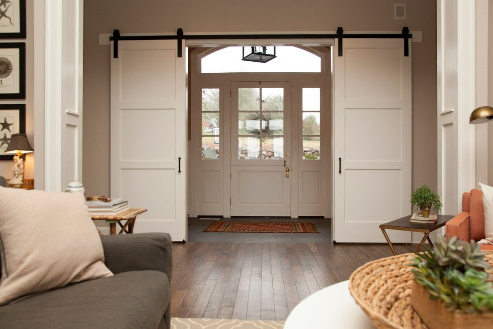 Nw Artisan Hardware for a Traditional Entry with a My Houzz and Allie by Whitney Lyons