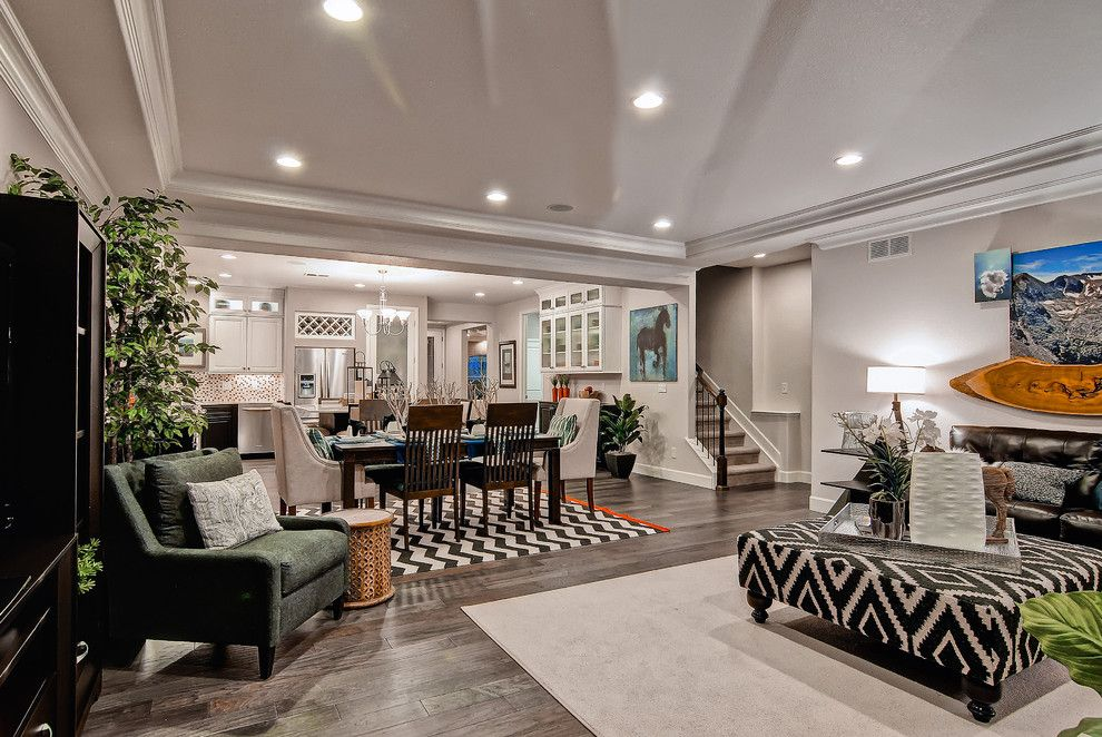 Oakwood Homes for a Contemporary Family Room with a the Telluride and the Telluride  Oakwood Homes by Oakwood Homes