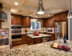 Ochre Lighting for a  Spaces with a  and Southern California by Ferguson Bath, Kitchen & Lighting Gallery