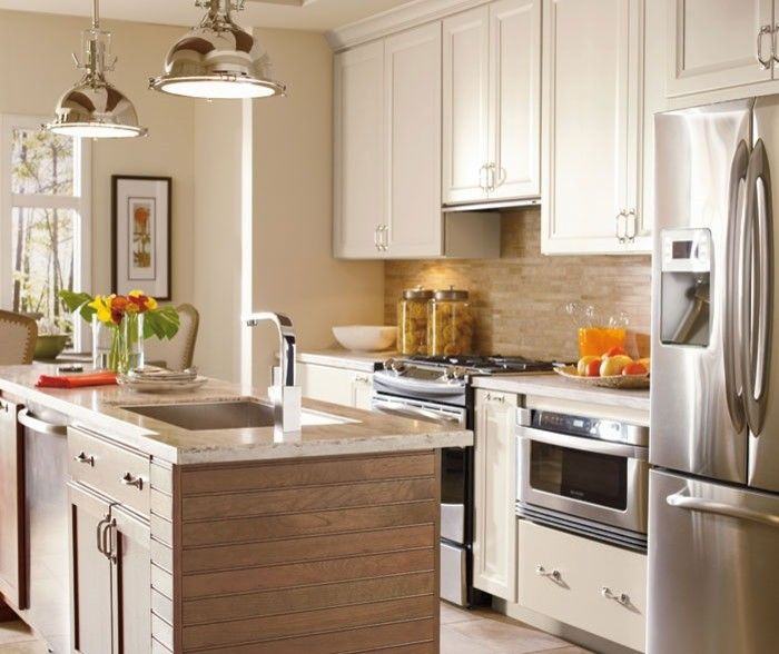 Omega Cabinetry for a Eclectic Kitchen with a Omega Cabinetry and Dynasty by Omega Cabinetry by by Design Kitchen and Bath Solutions