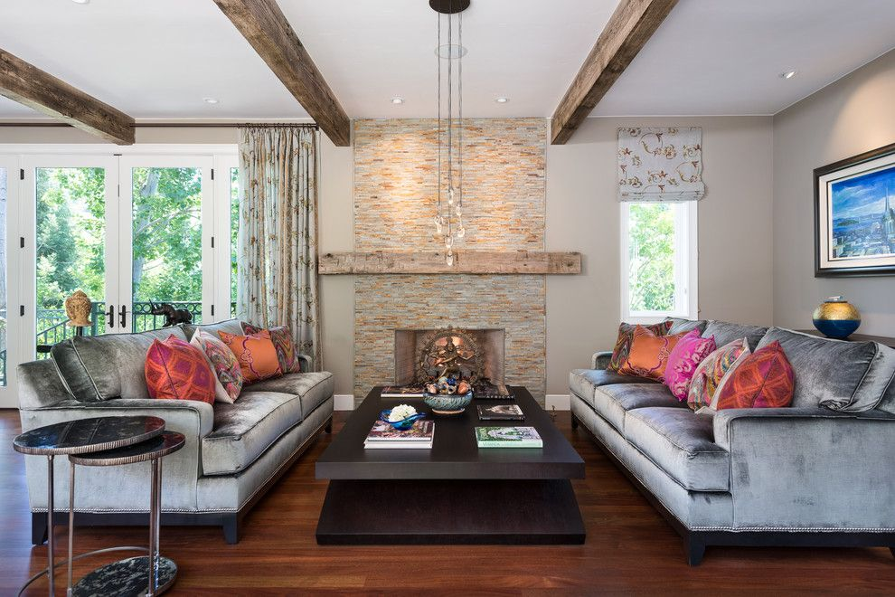 Opa Los Gatos for a Transitional Living Room with a Los Gatos and Los Gatos Residence by Cynthia Spence Design