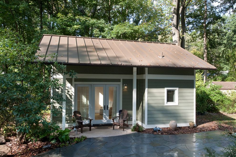 Passive Solar House Plans for a Contemporary Exterior with a Outdoor Seating and Clyde Ave by Art Design Build