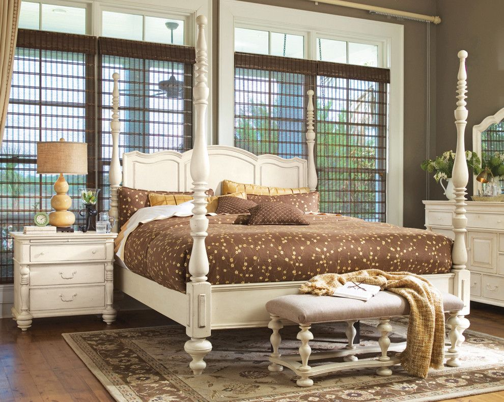Paula Deen Lemonade for a Traditional Bedroom with a Traditional and Paula Deen Furniture by Knight Furniture Showrooms