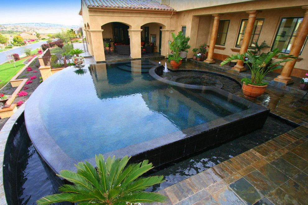 Pebble Sheen for a  Pool with a Pebble Tec and World's Greatest Pools 2013 Summer Entries by Pebble Tec Superior Quality Pool Finishes