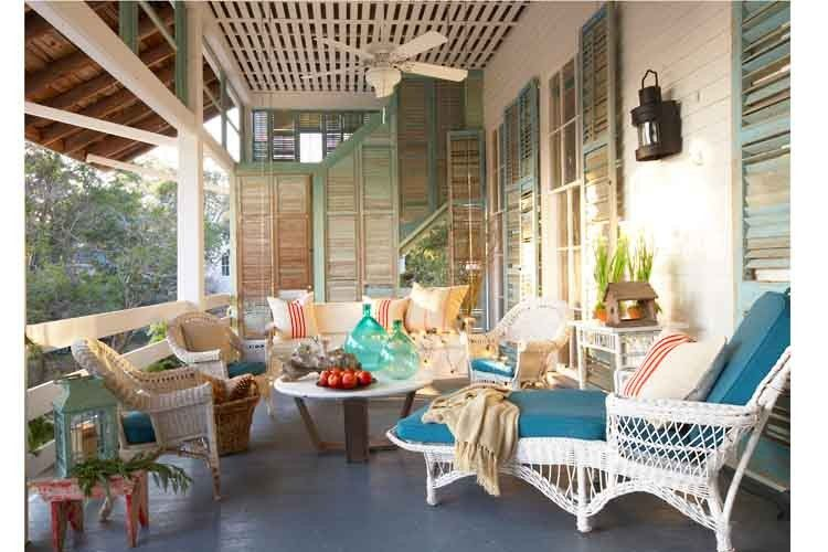 Petit Jean Properties for a Eclectic Porch with a Eclectic and Jean Allsopp Photography by Jean Allsopp Photography