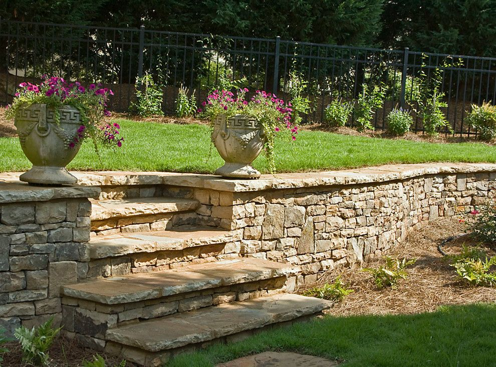 Pikes Nursery for a Traditional Landscape with a Traditional and Our Work by Pike Nursery