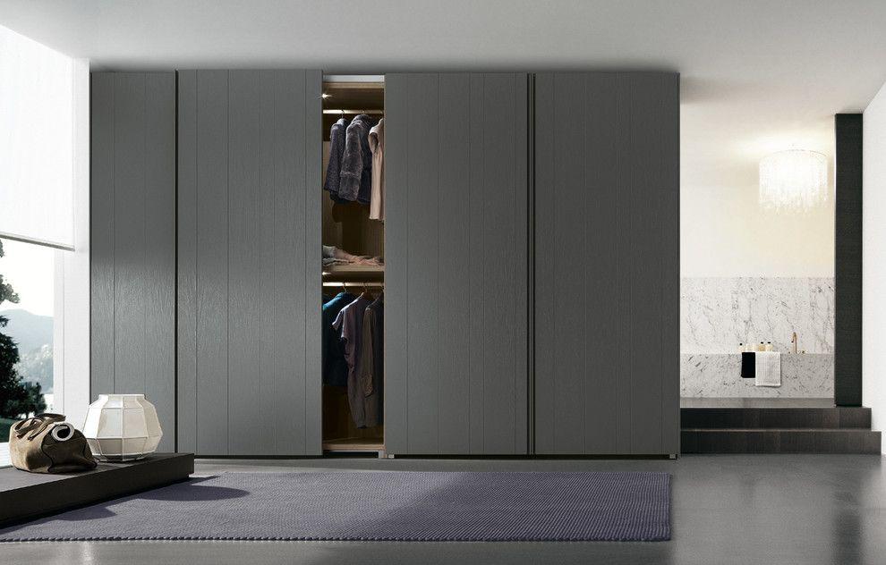 Poliform Usa For A Contemporary Closet With A Stratus And Poliform Stratus  Wardrobe By Poliform Usa