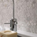 Porcelanosa for a Modern Bathroom with a Porcelanosa Tile and Porcelanosa Mosaico Moon Wall Tiles by Porcelanosa