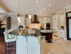 Pro Source Flooring for a Traditional Kitchen with a Traditional and Stone 2011 Tour House Hardwood by DirectSource Floors