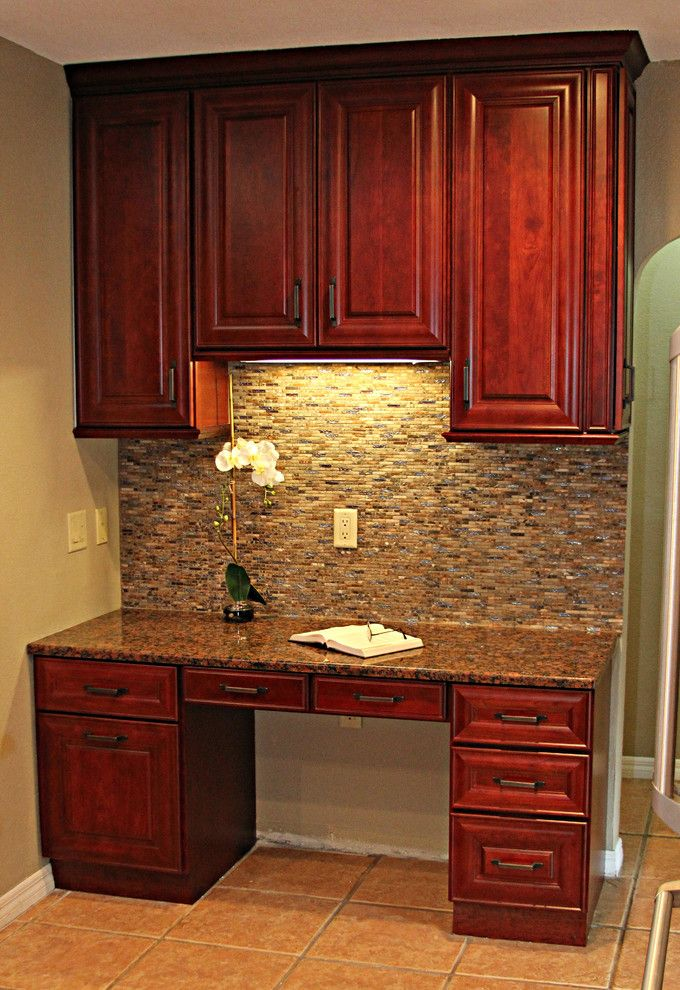 Prosource Orlando for a Traditional Kitchen with a Soft Close Drawers and Jefferson Street by Morrone Interiors