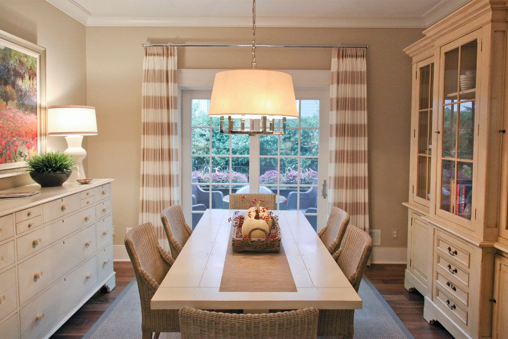 Puritan Furniture for a Traditional Dining Room with a Dining Hutch and Puritan Avenue by Dwellings