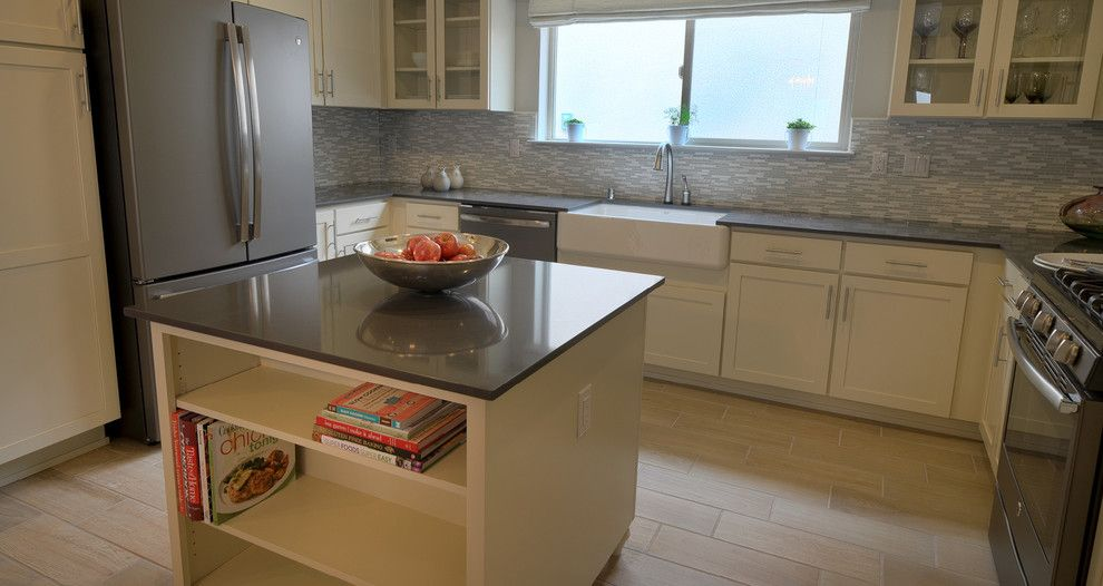 Raylee Homes for a Contemporary Kitchen with a Contemporary and Our Homes by Raylee Homes