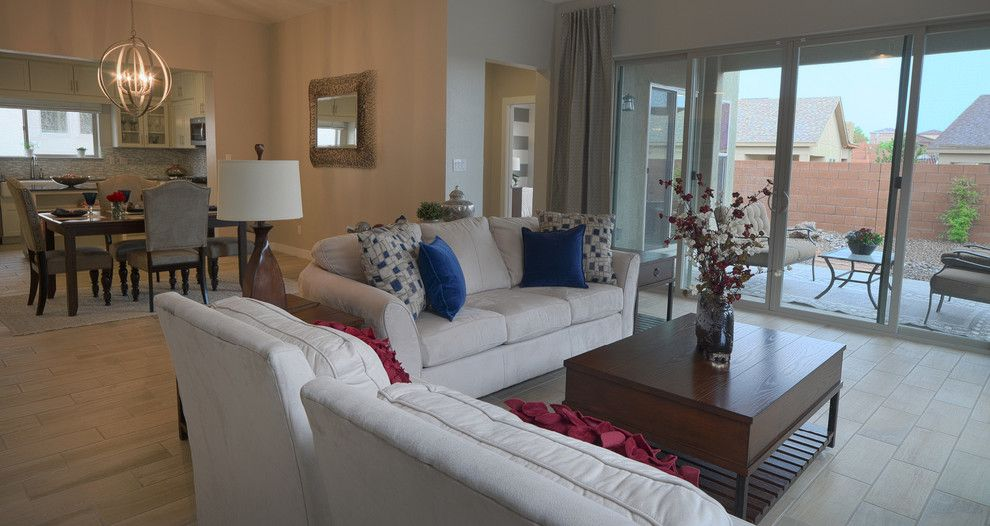 Raylee Homes for a Contemporary Living Room with a Contemporary and Our Homes by Raylee Homes