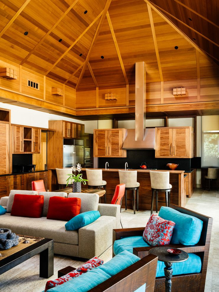 Reuse Hawaii for a Tropical Spaces with a Tropical and Kahale Kai by Saint Dizier Design