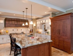 Riverhead Building Supply for a Traditional Kitchen with a Custom Cabinetry and Remsenburg, New York by Riverhead Building Supply