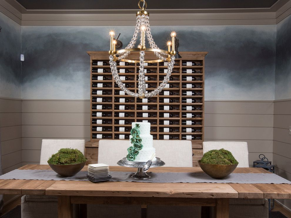 Romanelli and Hughes for a Transitional Dining Room with a Transitional and Jerome Village Lot 125 by Romanelli & Hughes Custom Home Builders