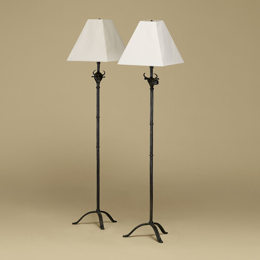 Rose Tarlow for a  Spaces with a  and Ferry Lamp by Rose Tarlow Melrose House