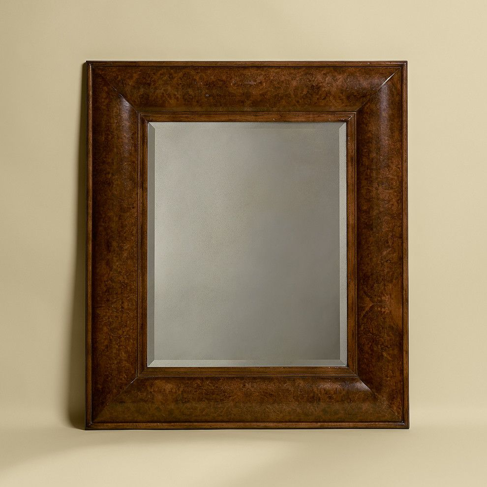 Rose Tarlow for a  Spaces with a  and William & Mary Mirror by Rose Tarlow Melrose House