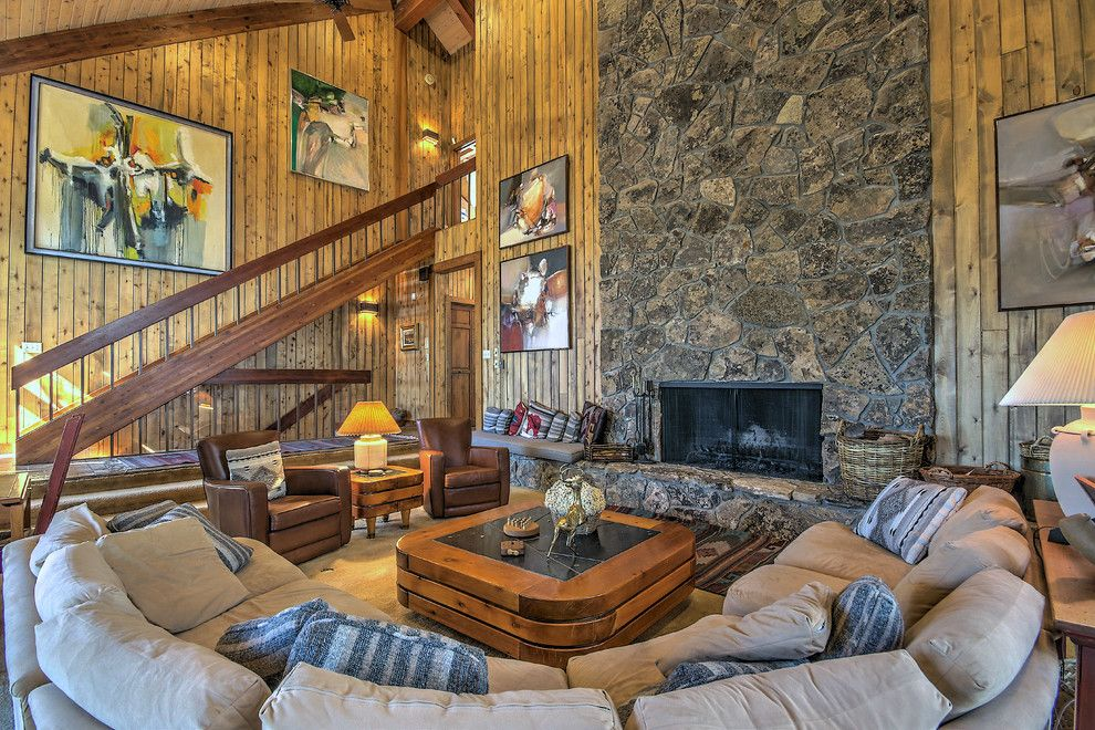 Rustic Living Room Ideas for a Rustic Living Room with a Rustic and More  Pic's for Your Veiw Pleasure by Mike Schocket Photography
