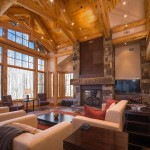 Rustic Living Room Ideas for a Rustic Living Room with a Rustic and Recent Work of Philip Wegener Photography by Philip Wegener Photography and Video