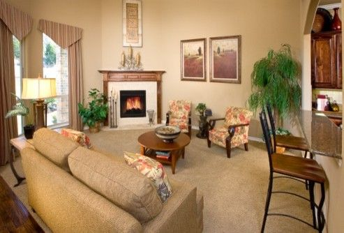 Sandlin Homes for a Traditional Spaces with a Mountain Hollow Dallas and Mountain Hollow by Sandlin Custom Homes
