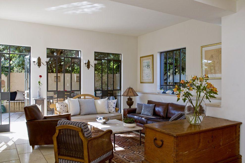 Schewels Furniture for a Mediterranean Living Room with a Furniture and Mediterranean Living Room by Batim studio.com
