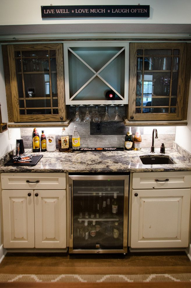 Schrock Cabinets for a  Kitchen with a  and Gould Kitchen by Innovations by Vp