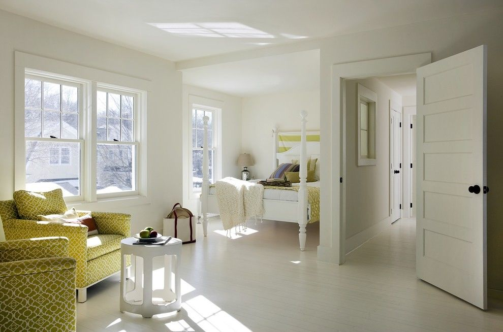 Senergy for a Beach Style Bedroom with a Bed Alcove and Concord Green Home by Zeroenergy Design