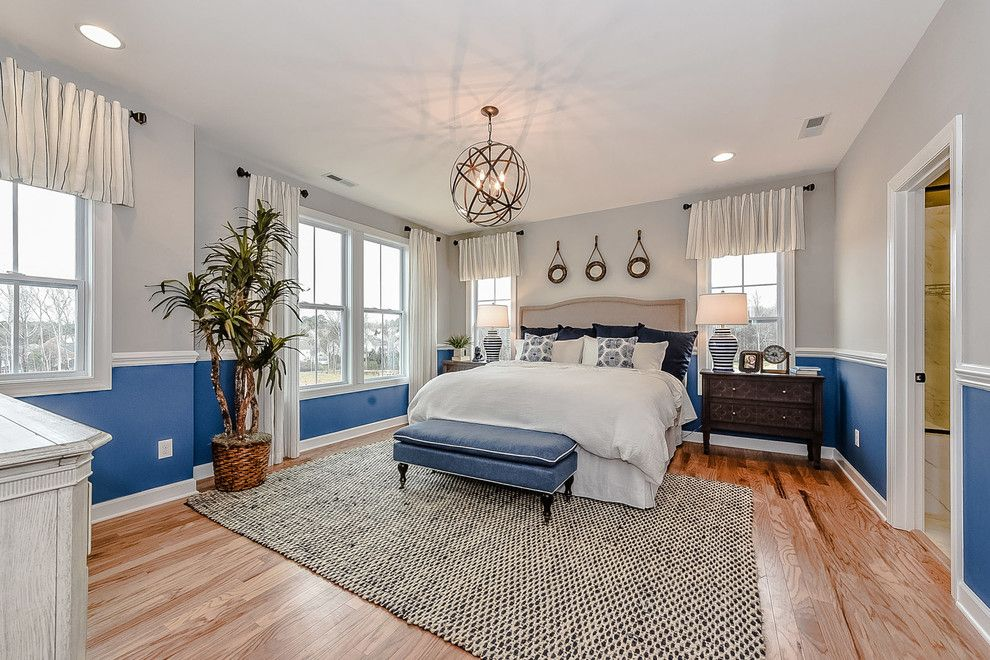Shea Homes Az for a Farmhouse Bedroom with a Indoor Plants and Hanna Model at Sonoma by Shea Homes Charlotte
