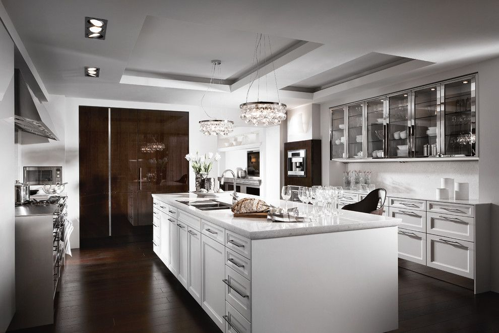 Siematic for a Traditional Kitchen with a the Art of Combining Tradition and Modernity and Siematic Classic Style Collection by Siematic Uk